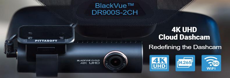 Camera hành trình Blackvue DR900S 2ch