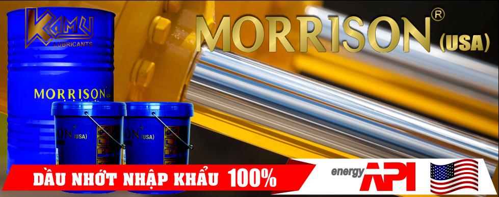 Dầu thủy lực Morrison Hydraulic Oil