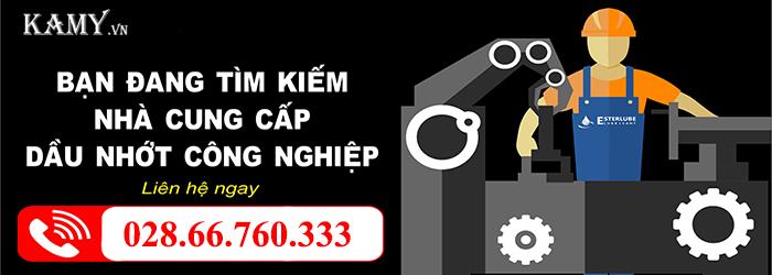 Product Kamy Lubricants chuyên cung cấp dầu nhớt công nghiệp
