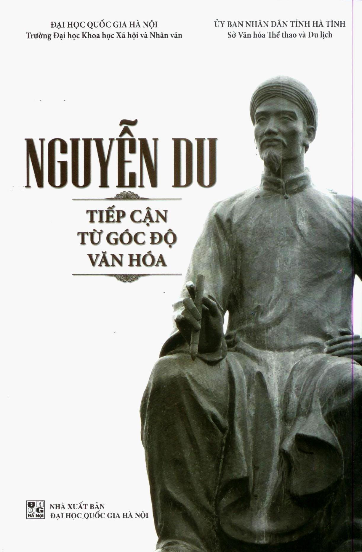 Nguyễn Du tiếp cận từ góc độ văn hoá