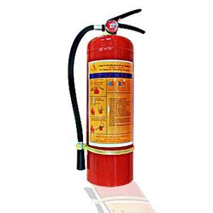 Bình bột chữa cháy MFZ4 - BC - 4Kg