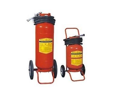 Bình bột chữa cháy loại xe đẩy MFTTZL-35 ABC