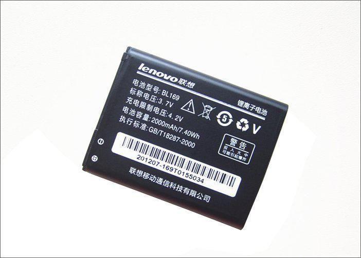 Kết quả hình ảnh cho Pin Lenovo A789 BL169