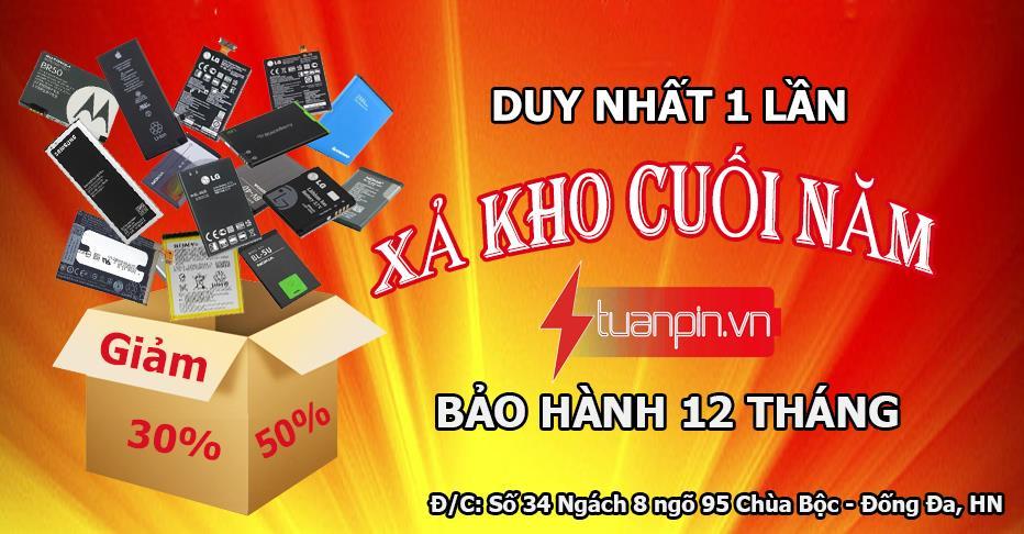 Tuanpin - Chuyên Pin điện thoại