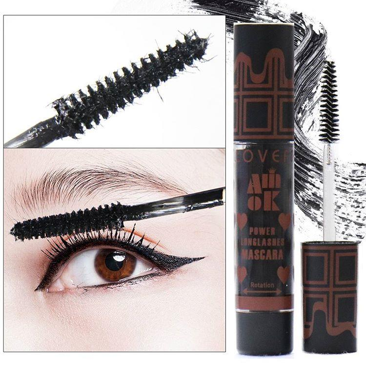 Image result for AmoK LOVEFIT CHOCOLATE POWER LONGLASHES MASCARA