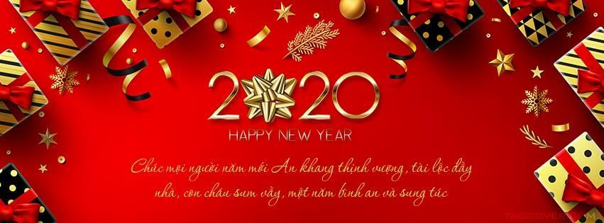Chào mừng năm mới 2020