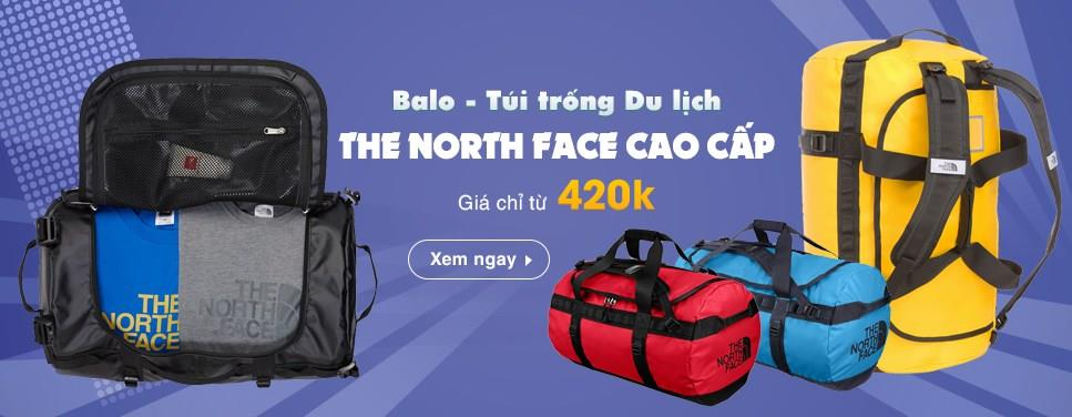 Túi trống du lịch The North Face