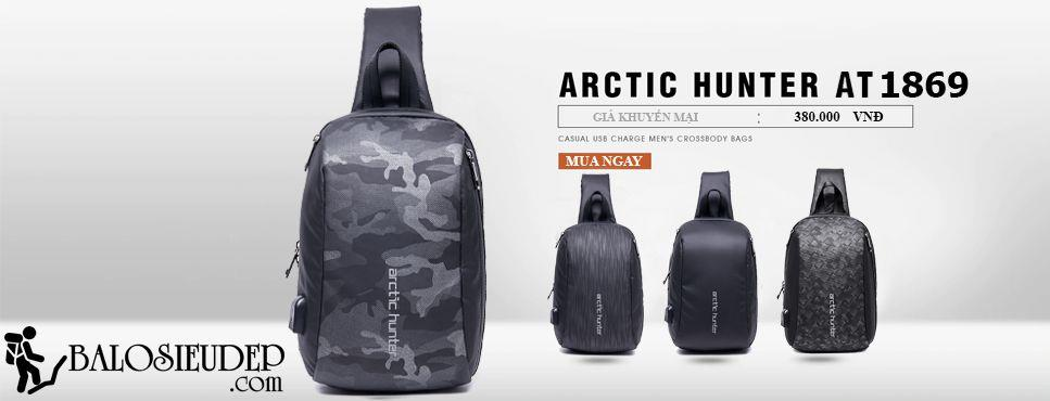 Túi đeo chéo nam arctic hunter at1869