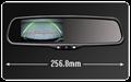 Màn hình gương chiếu hậu xe ô tô 4.3 inch - Auto Dimming