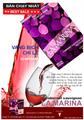 Rượu Vang Bịch Chile LA MARINA [Loại 3lit]