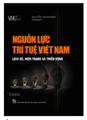 Nguồn Lực Trí Tuệ Việt Nam