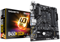 Mainboard GIGABYTE B450M DS3H Socket AM4 m-ATX
