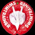 """BBP-FSA-01_Vòng tập bơi SWIMTRAINER """"Classic"""" – Đỏ"""