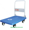 Xe đẩy sàn nhựa FEIDA FD-300 (300Kg)