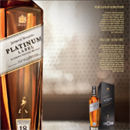 Rượu Johnnie Walker Platinum 2013