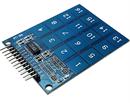 Ma trận 4x4 phím cảm ứng TTP 229