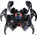 Khung robot nhện 18 servo