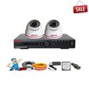 Lắp đặt trọn bộ 2 Camera Giá Rẻ