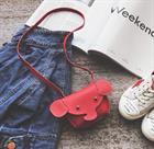 Túi xách mini hình voi - Màu đỏ