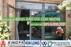 Báo giá & Thi công cửa nhôm Xingfa Đà Nẵng