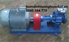 Bơm li tâm - bơm dầu truyền nhiệt RY125-100-200