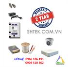 Trọn bộ bộ camera HD1080P HIKVISION DS-2CE56D1T-IR
