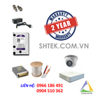 Trọn bộ bộ camera HD720P HIKVISION DS-2CE56C0T-IR