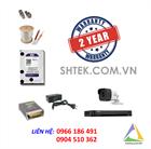 Trọn bộ camera 5MP Hikvision DS-2CE16H1T-IT và đầu ghi DS-7204HUHI-K1