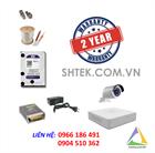 Trọn bộ camera HD720P HIKVISION DS-2CE16C0T-IR