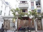 Hệ thống Rèm cửa tự động Biệt thự khu đô thị Việt Hưng