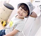 Mũ nón rộng vành cho bé MXK074