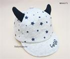 Mũ nón lưỡi trai cho bé MXK075