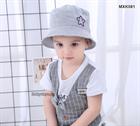 Mũ nón rộng vành cho bé MXK081