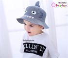 Mũ nón rộng vành cho bé MXK092