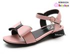 Dép sandal cao gót cho bé SDBG022A
