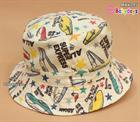 Mũ nón bucket thời trang trẻ em MXK095