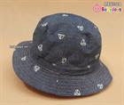 Mũ nón bucket thời trang cho bé MXK096A