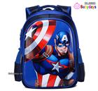 Balo siêu nhân Captain America cho bé BL063B