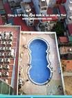 Xây dựng bể bơi Khách sạn Thiên Ý, TP Thanh Hóa