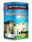 NIPPON Weathergard(18 Lít) Sơn Phủ Ngoại Thất Cao Cấp