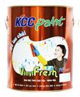 Sơn nước nội thất KCC Paint Lau chùi,kháng khuẩn - Vinyl Fresh-5L