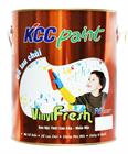 Sơn nước nội thất KCC Paint Lau chùi,kháng khuẩn - Vinyl Fresh-Base 1-5L