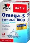 Dầu cá Doppelherz Omega-3- Seefischol 1000