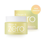 Sáp tẩy trang Banila Co Clean It Zero Cleansing Balm Nourishing 100ml