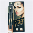 Tạo khối Ashley Stereo V-face contour highlight duo stick