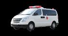 Hyundai Starex cứu thương 2.4 MT máy xăng