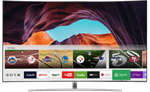 Smart Tivi QLED 75 inch Cong Samsung QA75Q8C