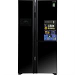 Tủ lạnh 3 cánh SBS HITACHI R-FM800PGV2 (GBK) - 600 Lít