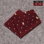 Khăn cài áo vest cho nam _ Pocket square hoạt tiết độc lạ