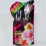 Nước xả làm mềm vải hương hoa hồng 1500ml - TR08
